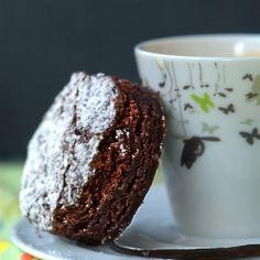 Grain Free Dark Chocolate Brownies