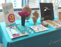 Origami Owl Jewelry Bar Inspiration!  http://loveablelockets.com - Kayla Scully - Mentor #14951
