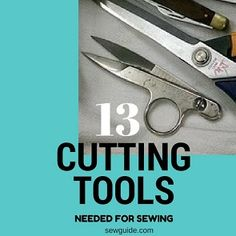 Top {TIPS} to cut fabric perfectly for sewing - Sew Guide Sewing Terms, Sewing Basics, Diy Wardrobe, Sewing Techniques, Top Pattern, Cleaning, Tools, Summer, Fabric