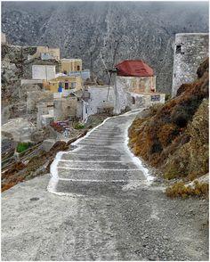 Olimpo - Karpathos Karpathos, Greek Islands, Places, Outdoor, Beautiful, Greek Isles, Outdoors, Outdoor Games, The Great Outdoors