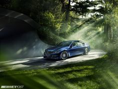 Introducing the all new 2017 Alpina B7