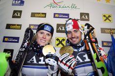 Veronika Zuzulova Photos: Men's Alpine Ski European Indoor Championships