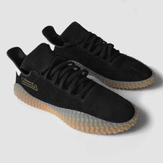 big sale 41138 b9b5f adidas Originals Kamanda Black White 2018 Release Date
