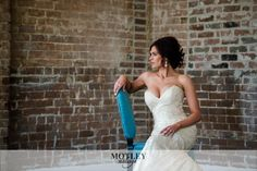 Houston's hottest new wedding venue: Station 3, a restored fire house | Photography by Motley Mélange
