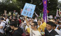 El país asiático contempla ampliar en gran medida que las Fuerzas de Autodefensa puedan participar en operaciones fuera de Japón, cuando sus aliados sean atacados.