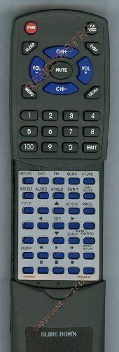 PANASONIC Replacement Remote Control for AG527DVDE, LSSQ0302, PVDF2002, PVDF2003 by Redi-Remote. $44.34. This is a custom built replacement remote made by Redi Remote for the PANASONIC remote control number LSSQ0302. *This is NOT an original  remote control. It is a custom replacement remote made by Redi-Remote*  This remote control is specifically designed to be compatible with the following models of PANASONIC units:   AG527DVDE, LSSQ0302, PVDF2002, PVDF2003, PVDF27...