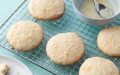 Lemon Ricotta Cookies with Lemon Glaze Recipe by Giada De Laurentiis
