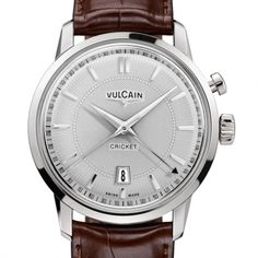 Vulcain Cricket 50s Presidents' | Iconic Watches. (Baselworld 2015)