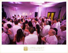#bimini #bahamas #destinationwedding #wedding #love #white #beach #guests #reception #dancing #purple