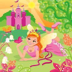 Pink Fairy - Karen Wolcott