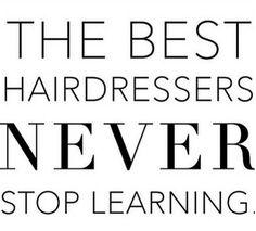 QUOTE HAIR STYLIST