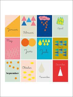 Året print, Formation Norrland! #art #print #newyear #norrbotten #sweden