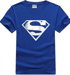 fancy shirts | Halloween Cosplay Costume Fancy Shirt Superman Cosplay Tee In Dark ...