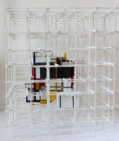 Mondrian Final Phase | Lenore Roberts | Archinect