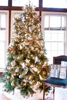 84 best Beautiful Christmas Trees images on Pinterest in 2018 ...