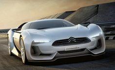 Citroen GT Concept 2008