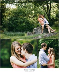 Nyk + Cali, Wedding Photographers | Nashville, TN | Sam Davis Home | Lifestyle engagement session | Sweet moments | Real laughs