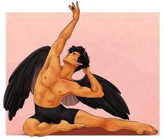 Another quick sketch study of some ballet Rafael.    . . . 🌸Follow me @decorachan for more . Deviantart: Decora-chan Facebook: Decora-chan E-mail: Decora-chan@outlook.com . ✨DM or E-mail me for #commissions 🌈 . 🌱 Buy my art at decorachan.com/shop . . .  #oc_tober #oc_tober2020 #october2020 #covidsucks #inktober #inktober2020 #dancing #dancer #ballet #balletpose #balletboy #pinup #animeartist #animemanga #pinkfeed #originalcharacterart #dancer Ballet Boys, Quick Sketch, Inktober, Pinup, Character Art, Dancing, Oc, Study, Deviantart