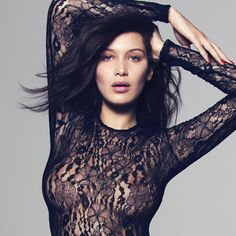 #bellahadid #seethru #nipslips #bustygirls #sexyy #hot #celebrities