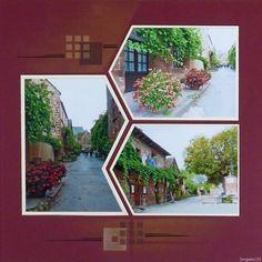 Aujord'hui, je vous montre une partie d'un village très touristique de Corrèze construit tout en grès rouge, ce qui lui vaut son nom de Collonges la rouge. Il est classé parmi les plus beaux villages de France. Cette page contient 3 dépliants qui ont...