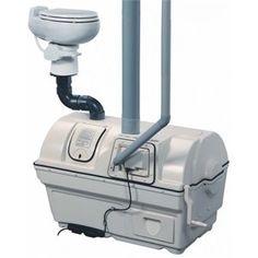 Centrex 2000 Composting Toilet System with AC/DC Kit per 1 « Build Better Bridges