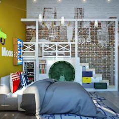 Детская комната для мальчика: Детские комнаты в . Автор – Sweet Home Design