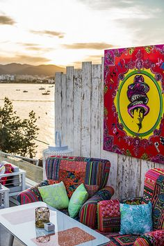 Patchwork, Ibiza restaurant Patchwork – the all-new rooftop Lebanese restaurant  is the hottest new name on Ibiza's gastronomic scene this summer.