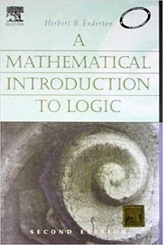 A Mathematical Introduction to Logic, Third Edition by Herbert Enderton ⭐️ Pin for later ⏳ thesis research paper example, definition descriptive, essay about persuasion, pay for essays, free essay generator, college format paper