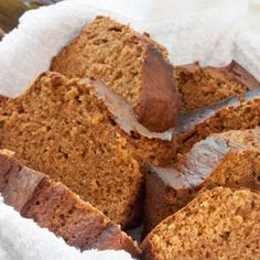 A very tasty Pumpkin Loaf Recipe that is easy to make.. Pumpkin Loaf Recipe from Grandmothers Kitchen.