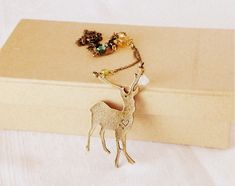 The call of the wild, necklace - 'Treasures'