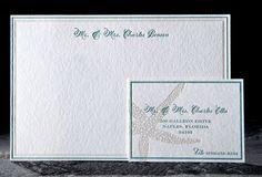 Nicolet nautical letterpress