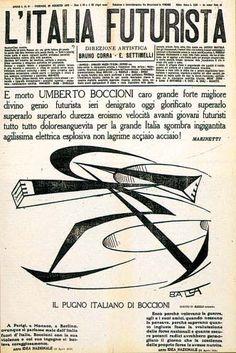L'Italia Futurista