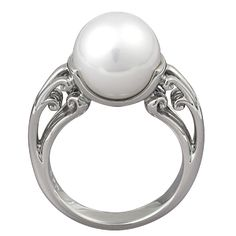 Future fiance, I don't even want a big diamond. Save the splurging for the honeymoon! A pearl engagement ring says so much to me... anyone else agree?