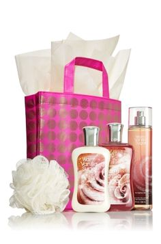 Bath & Body Works Gift Set Giveaway!