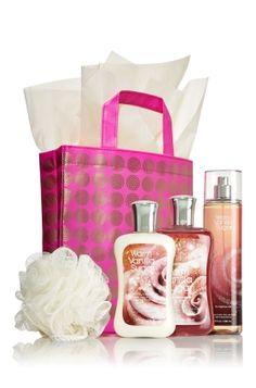 Bath & Body Works Gift Set Giveaway!