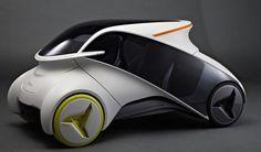 Jeongche Yoon, NULL, Futuristic Electric Vehicle
