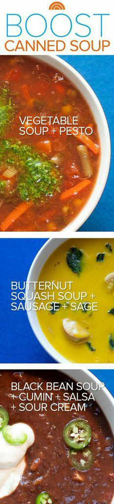 16 simply delicious ways to boost canned soup