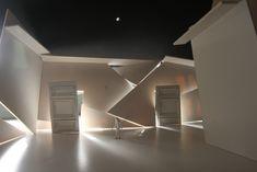 Scale model for MOMO/ a ballet for Staatsballett Karlsruhe, Germany Sebastian Hannak