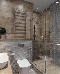 Bathroom decor for the master bathroom remodel. Discover bathroom organization, master bathroom decor suggestions, master bathroom tile ideas, bathroom paint colors, and much more. Bathroom Layout, Modern Bathroom Design, Bathroom Interior Design, Bathroom Ideas, Bathroom Organization, Bathroom Cleaning, Minimal Bathroom, Boho Bathroom, Tile Layout