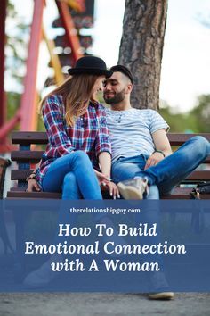 When you're in a love relationship, it's important to behave in ways that will help the relationship last. In this post, we look at 7 simple actions for how to build emotional connection with a woman specifically. Best Relationship Advice, Emotional Connection, Significant Other, Other People, Feel Good, Psychology, Improve Yourself, Action, Romantic