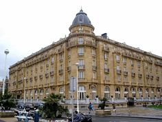 This was such a lovely and lavish hotel. We stayed here on our elopement trip! Hotel Maria Cristina - Donostia - Basque Country