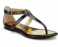 Summerlin Thong Sandal, Tortoise Patent, dynamic