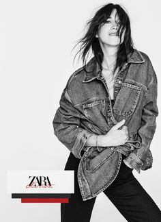 CHARLOTTE GAINSBOURG COLLECTION-COLLECTION-FEMME | ZARA Canada