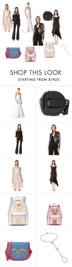 """""""hungamaa"""" by ramakumari ❤ liked on Polyvore featuring J. Mendel, Thierry Mugler, Hervé Léger, Yigal AzrouÃ«l, Monique Lhuillier, Dion Lee, MCM, Olympia Le-Tan, Jacquie Aiche and vintage"""
