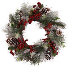 Seasonal Wreath by Celebrate It