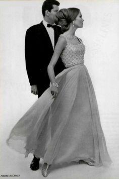 Pierre Balmain Evening Dress, 1965