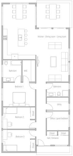 house design house-plan-ch491 10