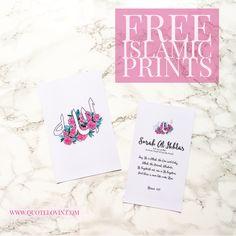 Ramadan Activities, Ramadan Crafts, Printable Planner, Printable Art, Free Printables, Art Prints Quotes, Art Quotes, Quote Art, Eid Holiday