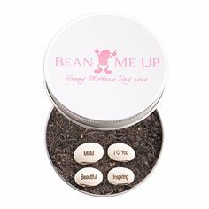 These magic beans are the perfect gift for mum – one she is sure to cherish. They will create special memorable moments as you plant and nurture the beans together. Show her she is an inspiration and remind her of the beautiful relationship between a mother and child.  With personal bean variations available, these magic beans are laser engraved with 4 different messages!  #mothersday #gardening #plants #love #home #gifts...