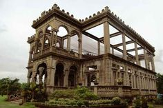 'The Ruins', Talisay, Philippines